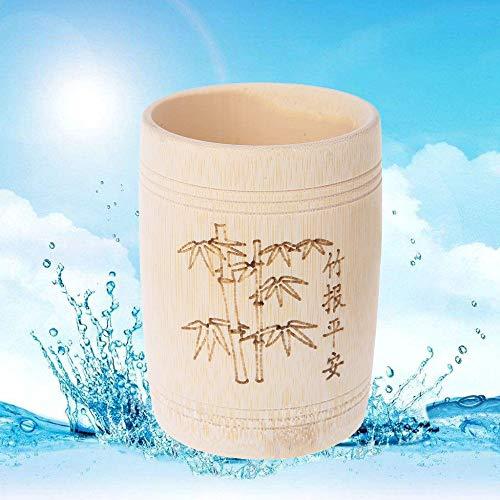 Bamboo Mug Handmade Traditional Chinese Bamboo Handmade Tea Cup Beer Coffee Cup Juice