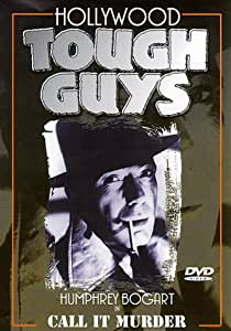 Hollywood Tough Guys 1: Call It Murder [DVD] [1934] [US Import] [NTSC]