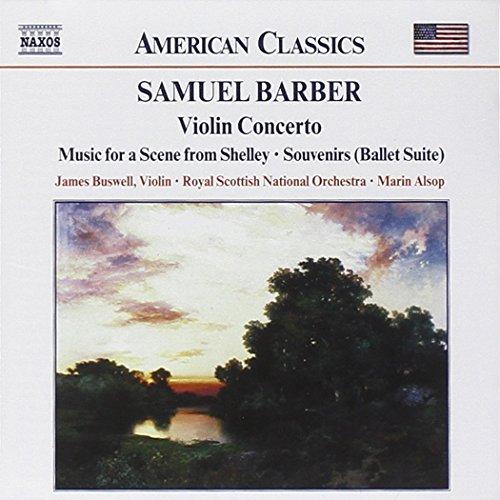 Concerto Pour Violon Op. 14 - Souvenirs (Ballet Suite) Op. 28 - Serenade For Strings Op. 1