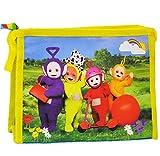 alles-meine.de GmbH Kosmetiktasche / Waschtasche -  Teletubbies  - Kinder & Baby / Teletubbie - Tinky-Winky / Dipsy / Laa-Laa / Po - z.B. für Kinderzahnbürste & Babyzahnbürste ..