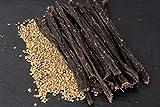 Kauartikel, Trockenfleisch, Kaustreifen für Hunde von Biltong, 250g, Original-Geschmack