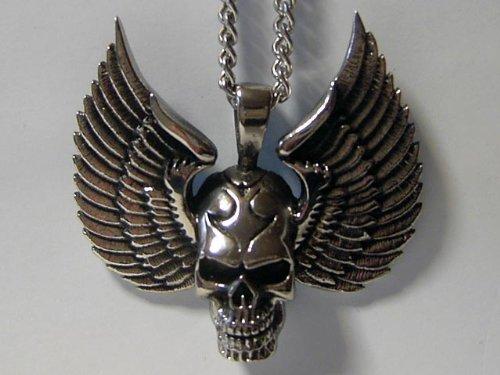 Cranio ala collana punk (japan import)