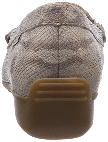 Mephisto - Natala Python 7512 Light Sand, Mocassino da donna Beige (light sand)