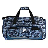 Fila Speedlight Medium Duffel Gym Sporttasche Gym Bag, Blue Digi Camo (blau) - FL-SD-9222-BLDI