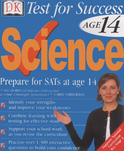 Test For Success: Science Age 14 Test