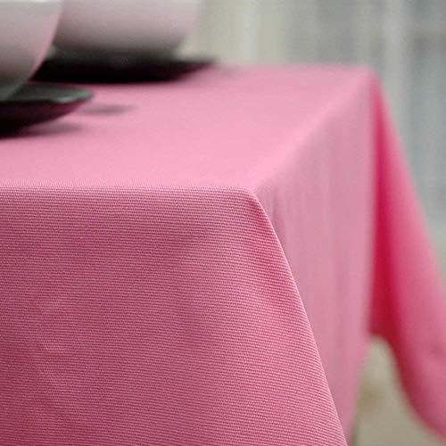 Andre Kitchen Tovaglia-Stile Europeo Minimalista Hotel Tessuto tovaglia Ristorante tovaglia rossoonda Soggiorno tovaglia tavola rossoonda tovaglia tovaglia di Stoffa (Dimensione   120  120cm) 3500ba