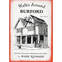 Walks Around Burford (Walkabout)