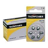 THOMPOWER 10 x 6er Pack (60 Stück) Typ T10...