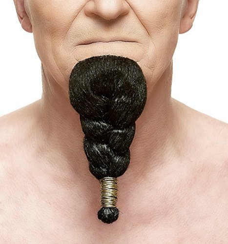 fälschen, selbstklebend Bart ()