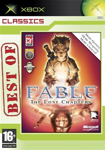 Fable: The Lost Chapters - Best of Classics (Xbox)
