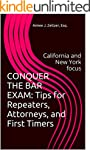 CONQUER THE BAR EXAM: Tips for Repeat...