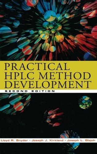 HPLC Method Development 2e (Chemistry)