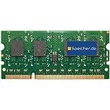 1GB módulo para Dell Color Laser 2150cdn DDR2 UDIMM 667MHz