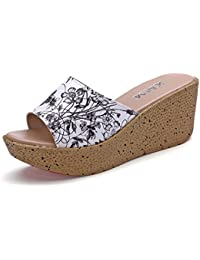 Culater Chanclas de verano Zapatos Sandalias Zapatilla (44, Varios colores)