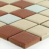 Keramik Mosaik Rutschhemmend Terrakotta Mosaikfliesen