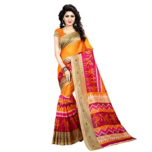 Vahni Saree Sarees New Collection For Women Latest Design Below 500 2018 Party Wear Designer Fancy Ready Made At Above 1000 Rupees 1500 Art Silk Buy In Today Offer Low Price Sale Free Size Ladies Sari Beautiful Bollywood Fashion Women's Clothing Multi-Coloured Wedding Casual Georgette Offers 300 Tussar Cotton Pure Chiffon Daily Letest Design's Dijainar With Blouse Piece Material  available at amazon for Rs.399