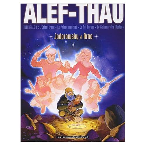 Intégrale Alef Thau, tome 1