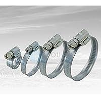 5 Stück Schlauchschelle 9mm breit Auswahl Durchmesser 0,50€//1Stk