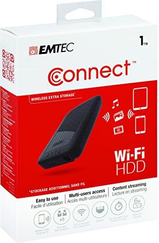 Emtec echdd1000p700HDD 2.5WLAN USB 3.0