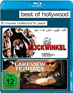Best of Hollywood - 2 Movie Collector's Pack 21 (8 Blickwinkel / Lakeview Terrace) [Blu-ray]