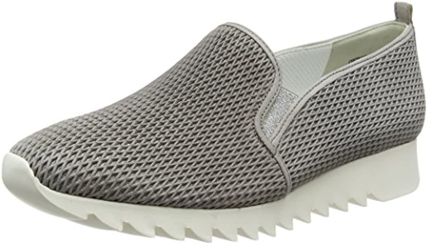 Paul Green Damen Diamond Cut/Softn Quarz Sneaker
