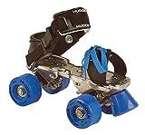 HUDORA Rollschuhe verstellbar - Modell 3001, Gr. 28 - 40 -Rollerskates - 24501 -