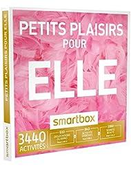 Smartbox - Coffret Cadeau - Petits Plaisirs Pour Elle - 3440 Activits : Sance Bien-tre, Dgustation Ou Aventure Pour Les Femmes