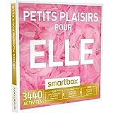 Smartbox - Coffret Cadeau - Petits Plaisirs Pour Elle - 3440 Activits