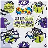 Alex Brands 27139 - Zoob Creepy Glow Creatures, Baukästen