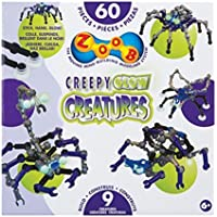 Alex Brands 27139 - Zoob Creepy Glow Creatures, Baukästen