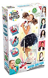 Canal Toys - ct07202 - Electrónica - Kids United - Micro de pie