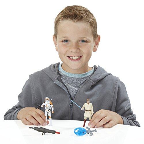 Star Wars Revenge Of The Sith 3.75-inch Obi-wan And Commander Cody Figure - 9