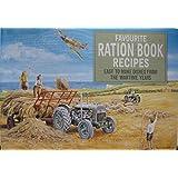 Favourite Ration Book Recipes (Favourite Recipe Books)