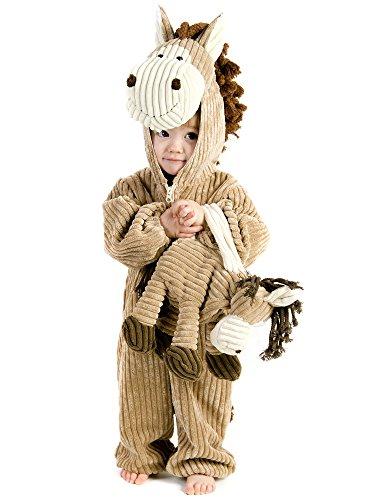 Princess Paradise Cord Pferd Kleinkind Kostüm