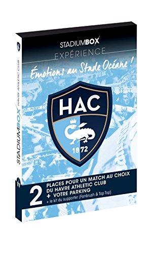 Tick&Box - Coffret Cadeau Places Match Foot Le Havre AC