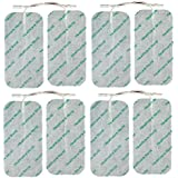Healthcare World Maternity Tens Pads x 8 For Labour Tens Machines, Obi, Elle, NeuroTrac, Lloyds by Healthcare World
