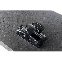 Paneles de goma espuma en cubos para maletin de herramientas y fundas para cameras 500mm x 350mm x 45mm