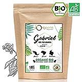 Café en Grano Natural 1kg | Cafe Grano Arabica Ecológico | Torrefacción Artesanal | Gabriel