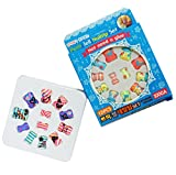 HAND Nail Tip Set 1000A di divertimento per bambini False nessuna colla necessaria assortiti Designs - 2 confezioni