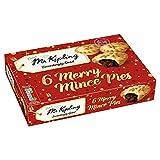 Mr Kipling 6 Mince Pies