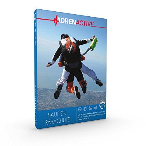 Coffret cadeau Saut en parachute - Adrenactive Adrenactive