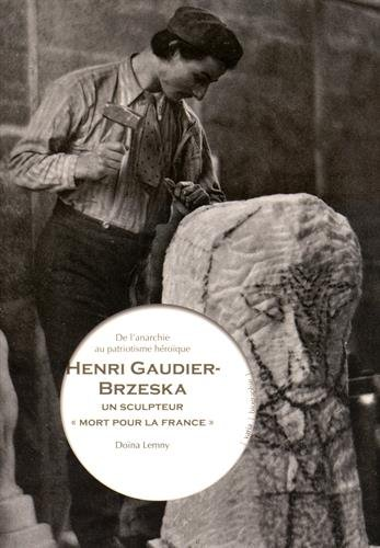 Henri Gaudier-Brzeska, un sculpteur