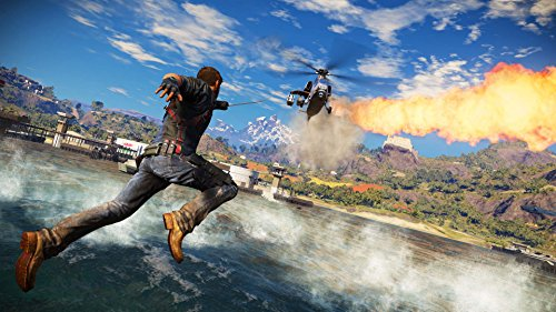 Just Cause 3 Gold screenshot