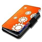 Book Style Flip Handy Tasche Case Schutz Hülle Schale Motiv Etui für Wiko Ridge Fab 4G - Flip 1X8 Design12