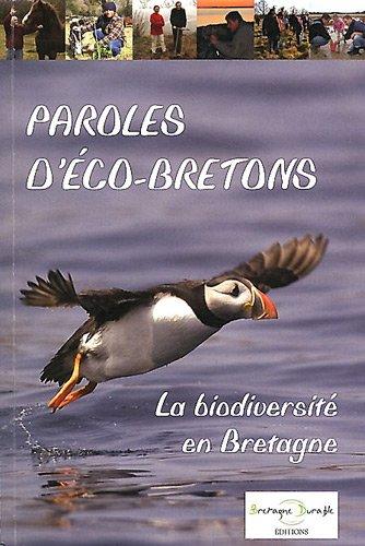 Paroles d'éco-bretons : La biodiversité en Bretagne par Magali Chouvion