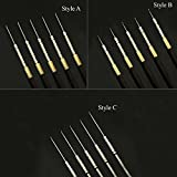 #7: Aari Embroidery Needles Set for Embroidery Purpose, Pack of 15 Needle (All Three Style)