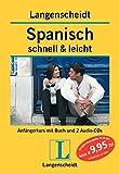 Langenscheidt Spanisch schnell & leicht, m. 2 Audio-CDs