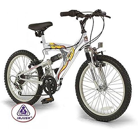Injusa - Bicicleta K-Ciber 20