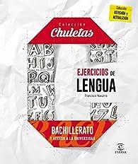 Ejercicios de lengua para bachillerato par Fernando de Miguel
