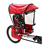 Weehoo All Weather Cover for Child Cycle Trailer